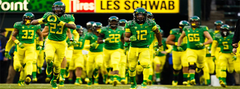 Oregon Ducks Football Jerseys